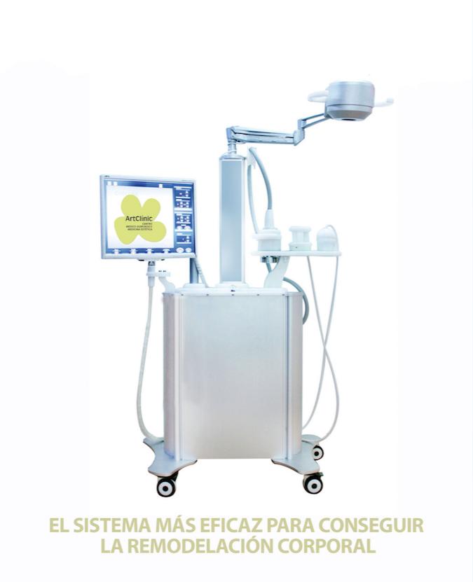 Maquina artclinic
