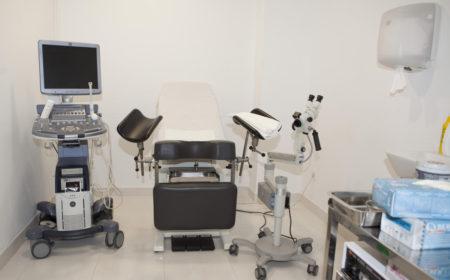 Equipo ginecología