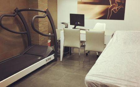 Despacho y instalaciones Medicina Deportiva